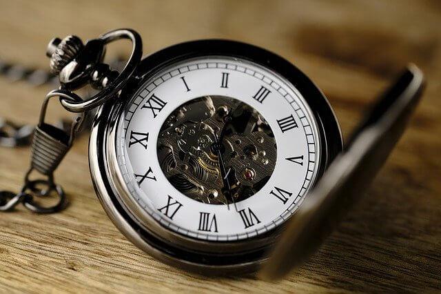 Zegar - cyfry rzymskie